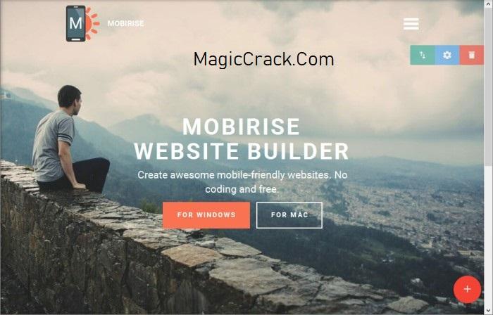 Mobirise Crack + License Key (2021) Free Download!