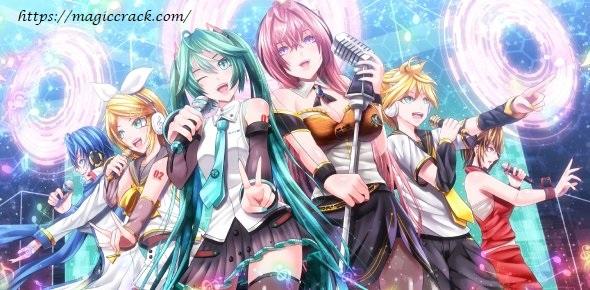 Vocaloid 5.6.1 Crack + Serial Number Full Download (2021)!