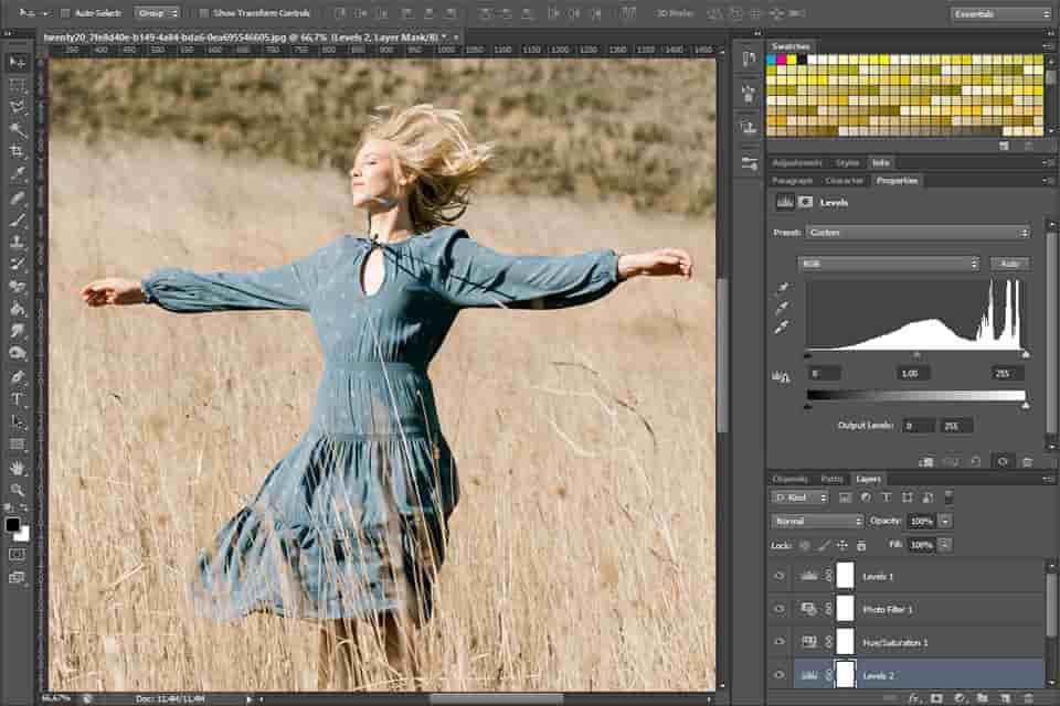 Adobe Photoshop CC 2021 Crack + Serial Key (Latest 2021)