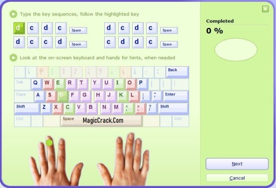 Typing Master Pro Crack + Product Key For [Windows]