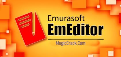 Emurasoft EmEditor Professional Crack + Serial Key (Latest 2021)