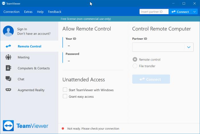 TeamViewer Crack + Serial Key 100% Working [Win + Mac]
