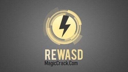 reWASD Crack + Serial Key [Win-Mac] Free Download!