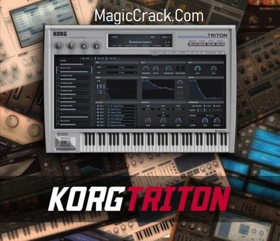 Korg Triton Vst Crack Free Download