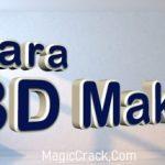 xara 3d maker Crack + Serial Number Free Download
