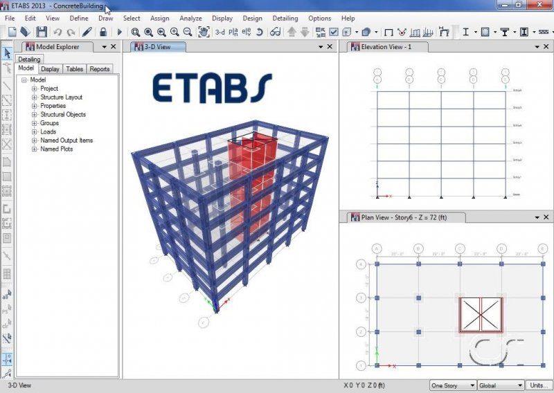 Etabs Crack Latest Free Download