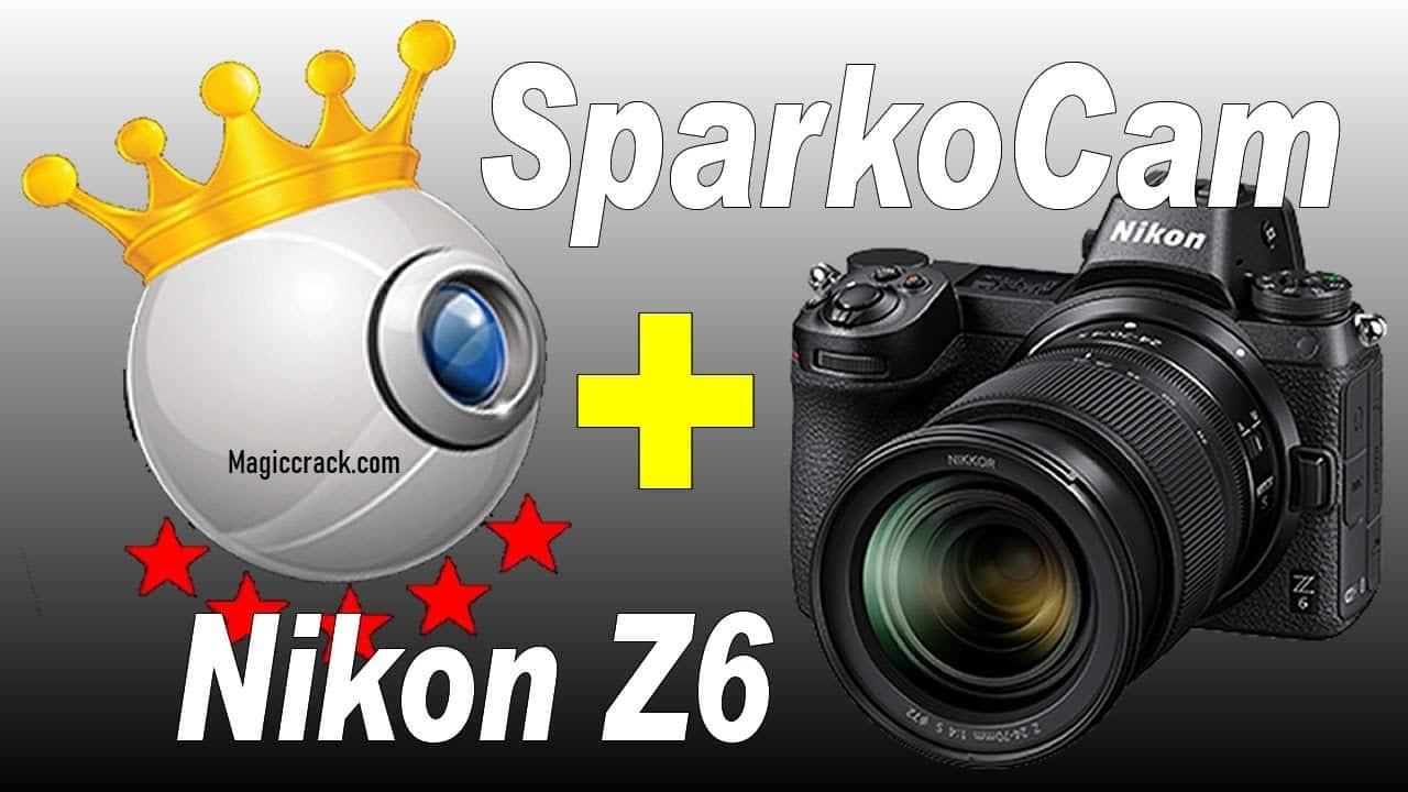 SparkoCam Crack + Serial Number Free Download