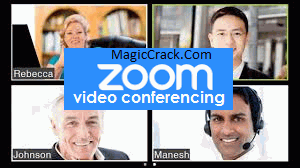 Zoom Cloud Meetings Crack + Activation Key Free Download
