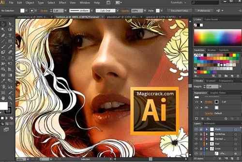 Adobe Illustrator Crack Free Download