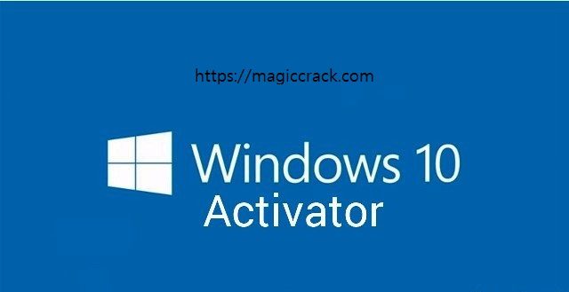 Windows 10 Activator Crack Free Download
